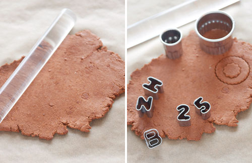 Cinnamon Dough Ornaments