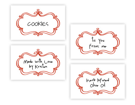 Free Printable Labels  Free Address Labels Samples