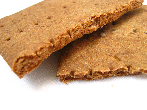 Gluten Free, Sugar Free Graham Crackers