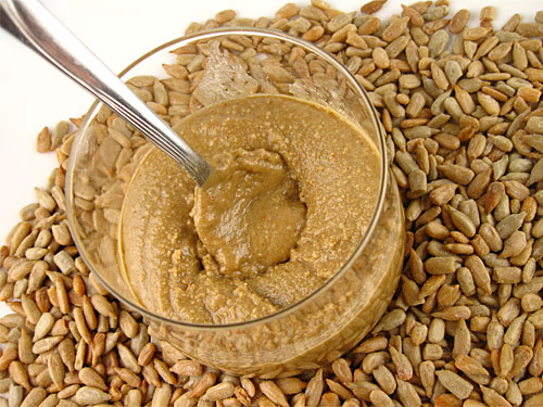Sugar Free Sunflower Seed Butter