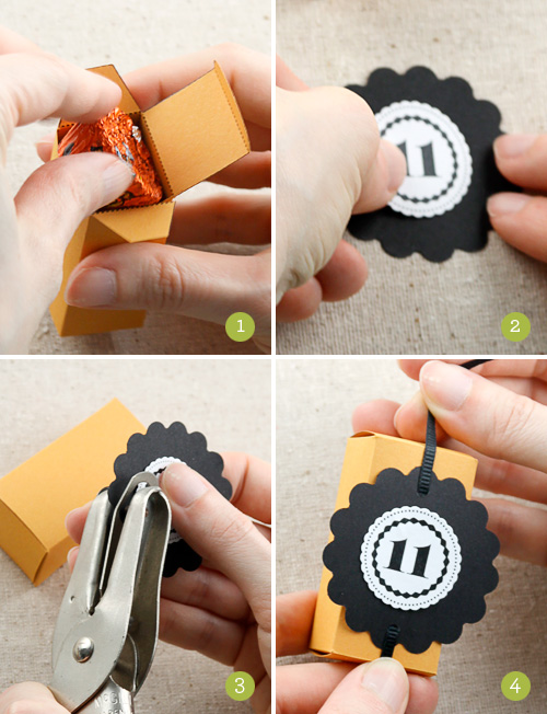 Free Printable Mini Treat Boxes