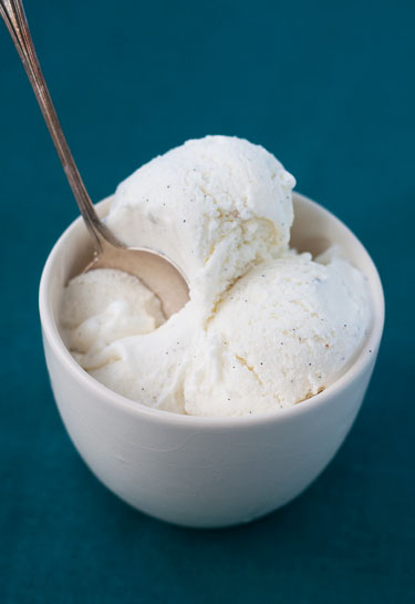 Sugar Free Vanilla Bean Ice Cream